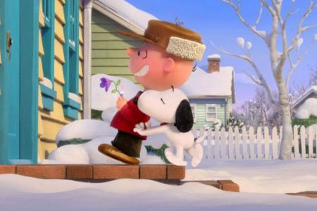 Movie Review: Snoopy And Charlie Brown: The Peanuts Movie