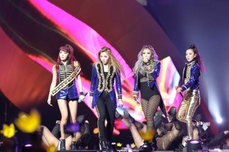 The best ever MAMA (Mnet Asian Music Awards)