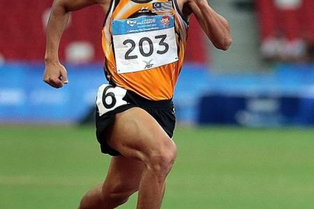 APG2015: Malaysia overcome poor preparations to post strong showing in track & field