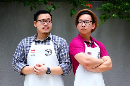 S'porean MasterChef Asia winner says win is big relief