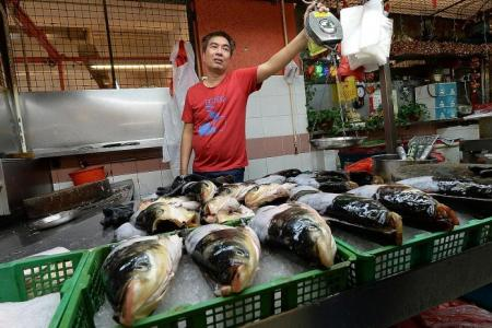 Fishmongers, hawkers and suppliers hit by raw fish ban