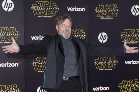 Mark Hamill: 'Star Wars was perfect for its time when we were all cynical'