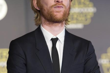Fast five with Domhnall Gleeson