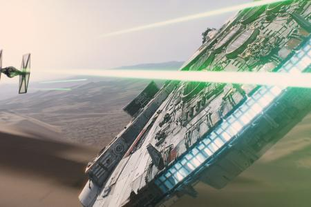 Win Star Wars: The Force Awakens movie premiums and IMAX tickets