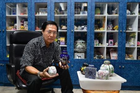 Growing demand for pet cremation and columbarium services
