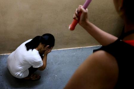 Maid alleges abuse by fellow Myanmar employers