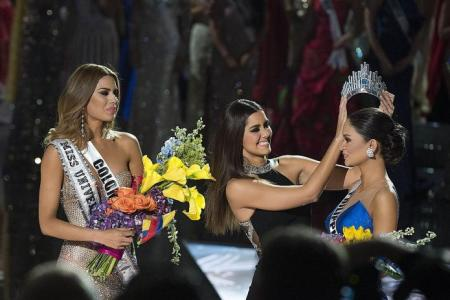Miss Universe mix-up sparks clash between Miss Philippines and Miss Colombia supporters