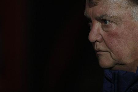 Why LVG deserves the sack more than Mourinho: Neil Humphreys