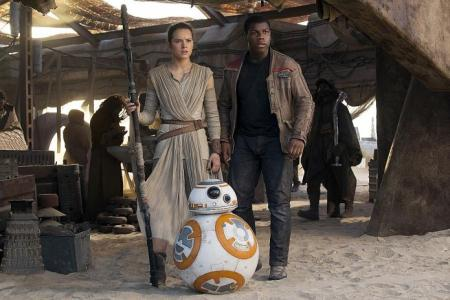 Movie Date: Star Wars: The Force Awakens