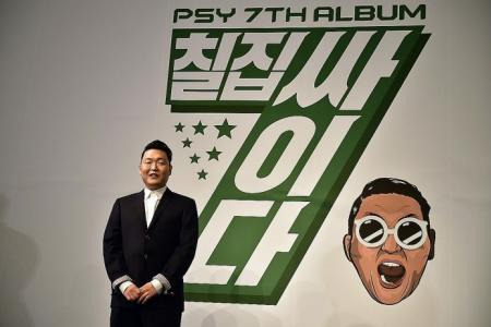 Psy: Living with Style