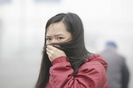 The latest must have in China? Bottled air