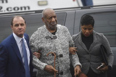 Actor Bill Cosby charged with sexual assault