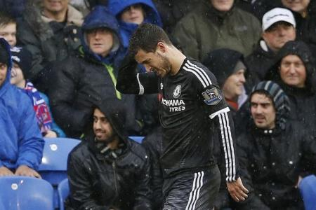 Hazard a bane than boon for Chelsea