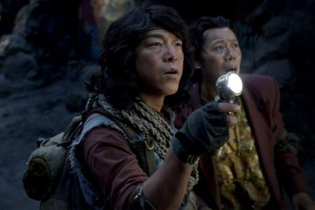 Movie Review: Mojin: The Lost Legend (PG13)