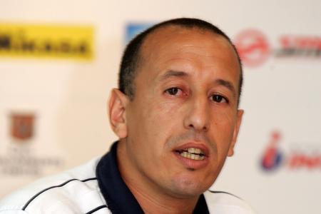 Head coach Bencherifa leaves Warriors