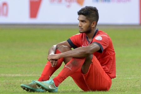 Hariss: Stronger S.League good for national team