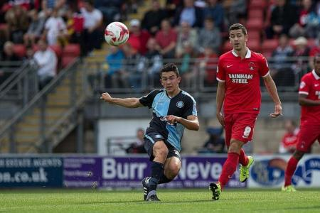 Wycombe's O'Nien keen to play for Singapore