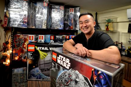 Special Lego set goes from $899 to $8,000