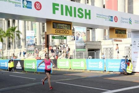 Singapore marathoner Neo Jie Shi makes Olympic cut
