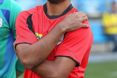 Tampines veteran defender Noh Rahman to also play mentor