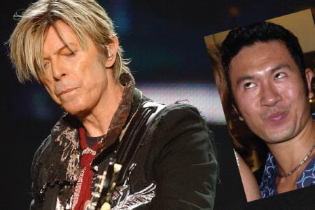 When David Bowie met Adrian Pang: 'You were that gangster guy!'