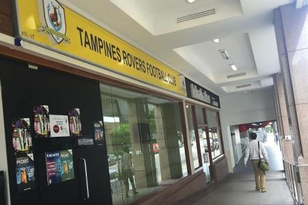 Tampines' Burlington Square clubhouse shuts over alleged rental arrears