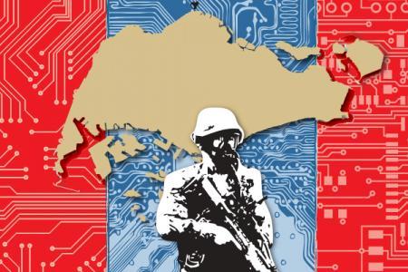 Keeping Singapore safe & secure