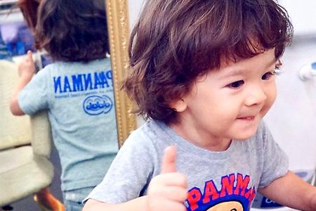 Blogger Xiaxue causes stir with toddler son's hair perm