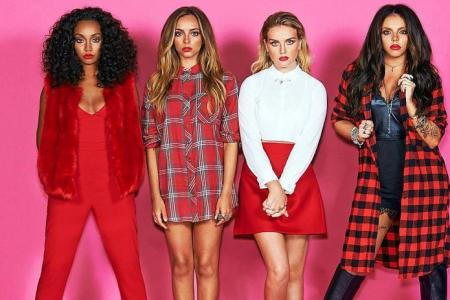 British all-girl group Little Mix making big waves