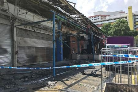 60 firefighters put out blaze at Toa Payoh factory