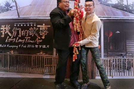 Suhaimi Yusof and Mark Lee reunite in new Jack Neo movie
