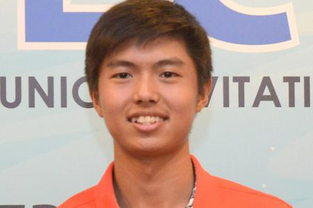 Singapore golfers Quek and James fly nation's flag high
