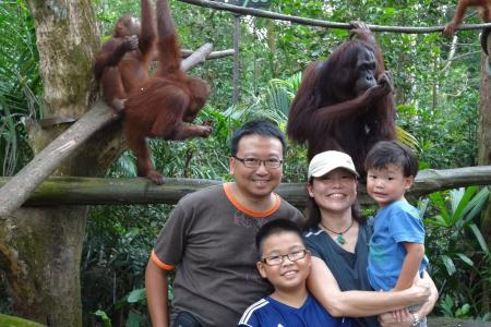 #MyMandai inspires zoo visitors to share their memories