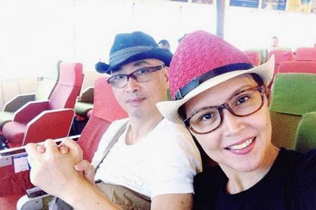 Aileen Tan plays pregnant mum in new film, almost 10 years after abortion