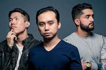 Two Singaporeans part of EDM trio that charted on Billboard