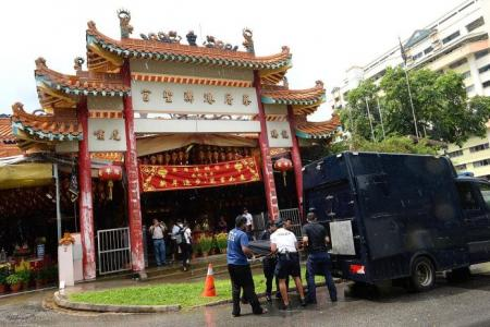Temple medium found dead in temple, siblings claim his money is missing
