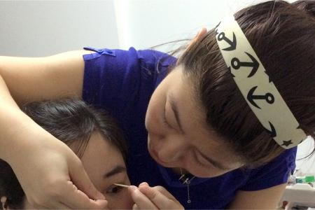 Woman offers cosmetic surgery from Sengkang flat at 'half-price'