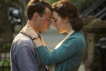 Movie Date: Brooklyn (NC16)