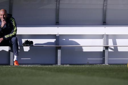 Neil Humphreys: The honeymoon's over, now for Zidane's first proper test
