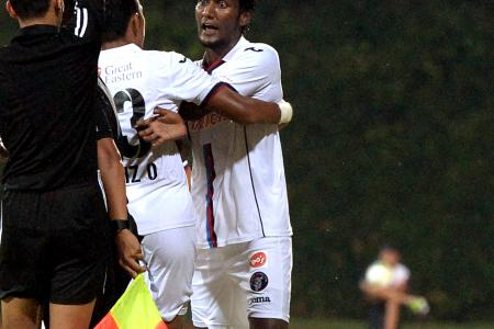 Madhu-less Warriors unworried about facing Tampines