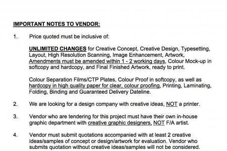 Designers protest 'unlimited changes' for design services in GeBIZ tender