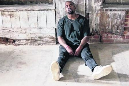 Kanye: Unstable, delusional and heading for a breakdown