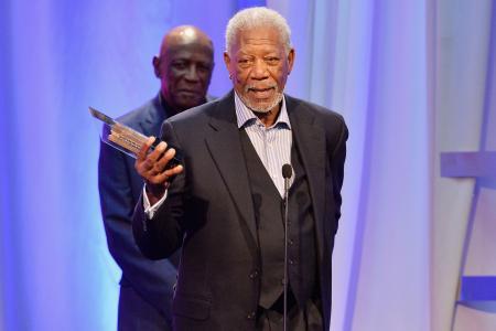 Morgan Freeman now a GPS voice