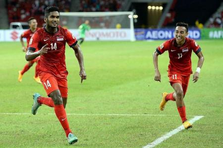 Singapore could co-host this year's Suzuki Cup