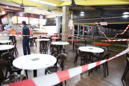 Man killed after staring incident at coffee shop