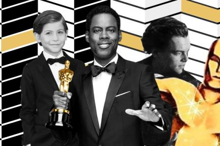 Chris Rock in The Martian? And other top moments from this year's Oscars