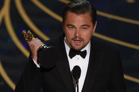 Celebrities champion causes at Oscars