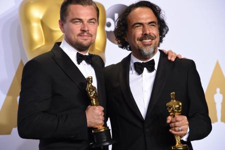 Most-tweeted Oscar moment: DiCaprio's win