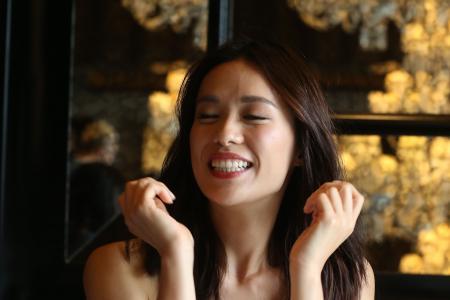Actress Rebecca Lim glad 'retirement' fiasco has died down