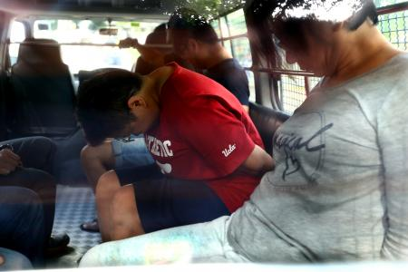 Alleged kidnappers now face multiple extortion charges